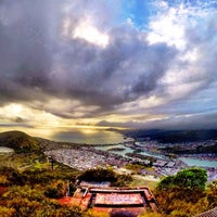 Photo taken at Kokohead rail trail by Nainoa B. on 2/7/2014