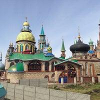 Photo taken at Храм всех религий by Max M. on 5/4/2013