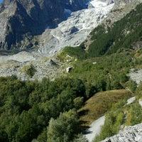 Das Foto wurde bei Traforo Monte Bianco [T1] - Piazzale Sud von Cint K. am 10/4/2016 aufgenommen