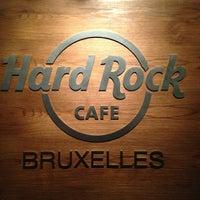 Foto scattata a Hard Rock Cafe Brussels da Kvn B. il 2/2/2013