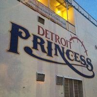 Photo taken at Detroit Princess by Shreyans P. on 7/6/2013