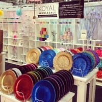 Photo taken at NYIGF New York International Gift Fair by Shreyans P. on 1/30/2013