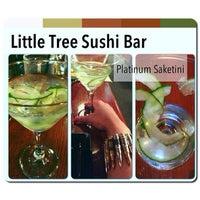 Photo taken at Little Tree Sushi Bar by Lenette G. on 6/18/2013