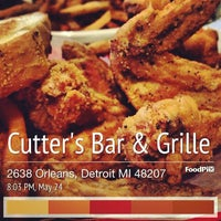 Photo taken at Cutter's Bar & Grill Eastern Market by Lenette G. on 5/25/2013