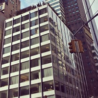 Photo taken at 500 Park Avenue by Alex B. on 1/27/2014