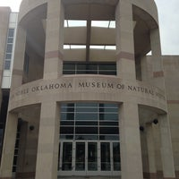 Photo taken at Sam Noble Oklahoma Museum of Natural History by Jonathan C. on 10/26/2013