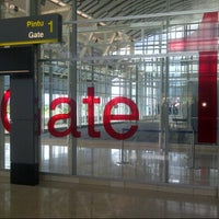 Photo taken at Gate 1 by qadar t. on 6/13/2013