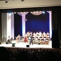 Снимок сделан в Тольяттинская филармония пользователем Александр Л. 2/28/2013