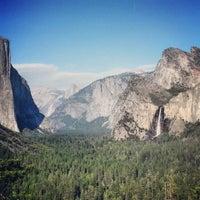 Photo taken at Yosemite National Park by Krishna D. on 5/26/2013