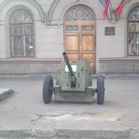 Photo taken at Гимназия № 209 by Anya N. on 5/7/2013