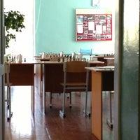 Photo prise au Шахматный Клуб Белая Ладья par Мария👓 И. le5/15/2013