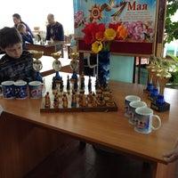 Photo taken at Шахматный Клуб Белая Ладья by Мария👓 И. on 5/18/2013