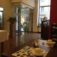 Das Foto wurde bei Hotel Garni Aurora von Константин К. am 7/13/2013 aufgenommen