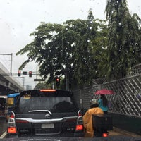 Photo taken at Taft & Padre Faura Intersection by Lilibeth D. on 8/8/2016