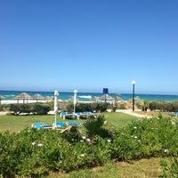 Photo taken at Beach of Lyttos Beach by А. В. on 5/15/2014