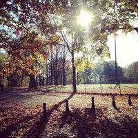 Foto tomada en Parc de Woluwepark por Amaury v. el 10/28/2012