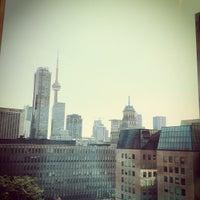 Photo taken at Metropolitan Hotel by Amaury v. on 7/15/2013