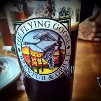 Photo taken at Flying Goose Brew Pub & Grille by Greg D. on 7/19/2013