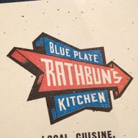Photo taken at Rathbun's Blue Plate Kitchen by Alexander M. on 3/9/2014