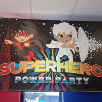 Photo taken at Pump It Up by Alexander M. on 5/31/2014