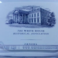 Photo taken at White House Visitor Center by Stephen P. on 6/7/2013