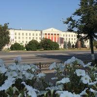 Photo taken at Pskov by N K. on 8/13/2017