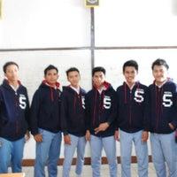 Photo taken at XII IPS 5 ( SMA Bhayangkari ) by Dwi E. on 2/7/2013