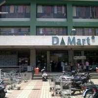 Photo taken at D-mart (Supermarket) by SHUBHAM on 5/7/2013