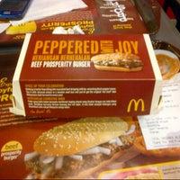 Photo taken at McDonald's & McCafé by Mohammad Ali A. on 1/11/2013