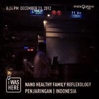 Photo taken at Nano Healthy Family Reflexology by afree j. on 12/23/2012