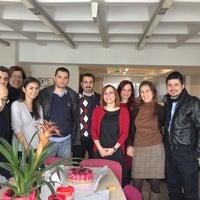 Photo taken at Kavram Meslek Yüksekokulu by Yasin Yılmaz P. on 2/18/2013