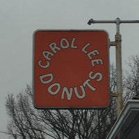 Photo taken at Carol Lee Donuts by Valerie O. on 1/14/2017