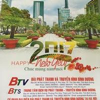 Photo taken at Binh Duong Television by Khoa L. on 12/25/2016