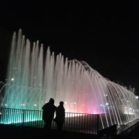 Foto tomada en Fuente del Bicentenario por Sandra D. el 5/2/2013