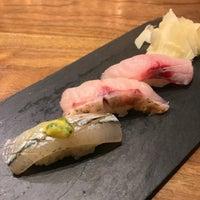 Photo taken at Kumi Japanese Restaurant + Bar by Pichet O. on 2/6/2017