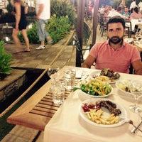 Photo taken at Martı Myra Restaurant by Aziz O. on 9/2/2015
