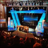 Photo taken at Pasadena Civic Auditorium by Robb D. on 12/8/2012