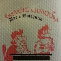 Photo taken at Manoel & Juaquim by Sergio C. on 5/11/2013