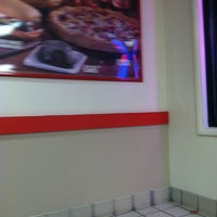 Photo taken at Domino's Pizza by Kevin L. on 1/17/2013