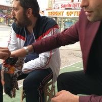 Photo taken at Bir Numara Çiçekcilik by Tayfun K. on 4/8/2016