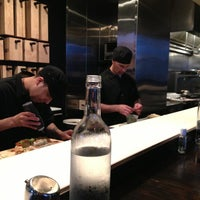 Photo taken at Sushi Dokku by Dan on 4/11/2013