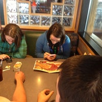Photo taken at Denny's by Dillon C. on 12/1/2012