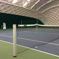 Das Foto wurde bei Теннисный корт Кадет von Maks H. am 2/12/2013 aufgenommen