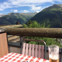 Photo taken at Schatzalp Panorama Restaurant by Dan F. on 7/6/2016