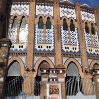 Photo taken at Museum Plaza de Toros by Vanessa L. on 2/3/2016