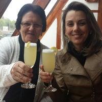 Photo taken at Restorant Villa Baviera by Patricia R. on 8/31/2014