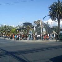 Foto tomada en Metro Plaza de Puente Alto por Oscar F. el 11/10/2012