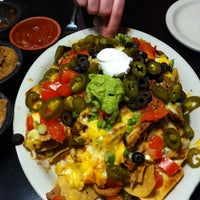 Photo taken at Salsa Leedos Mexican Grill by Aaron B. on 1/29/2013