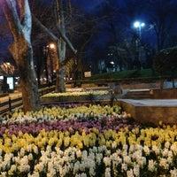 Photo taken at Conrad Istanbul Bosphorus by Ceyhan O. on 3/30/2013