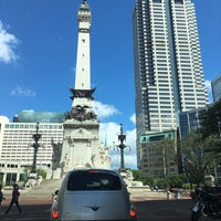 Photo taken at City of Indianapolis by Daniel P. on 8/18/2017